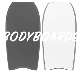 Rent Bodyboards from Emerald City
